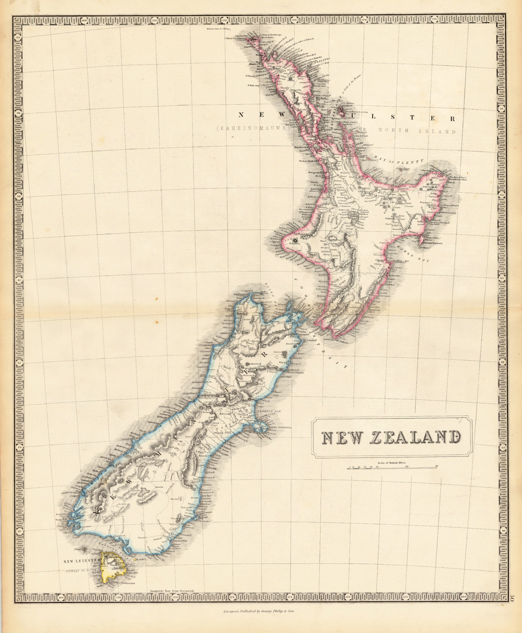 New Zealand Must See Map.A History Of South Island Self Determination Hosted In Nelson New