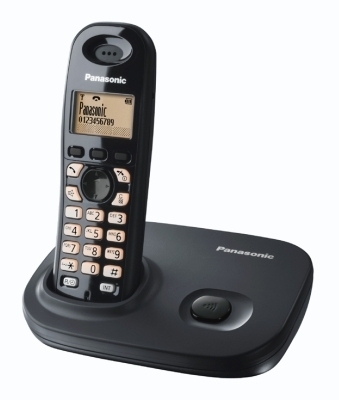Panasonic cordless phone at Amber House Bed and Breakfast accommodations in the Nelson-Tasman region 