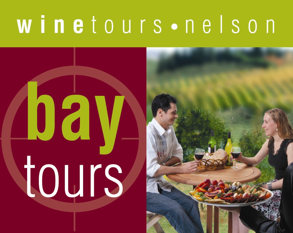 Wine tours from Nelson