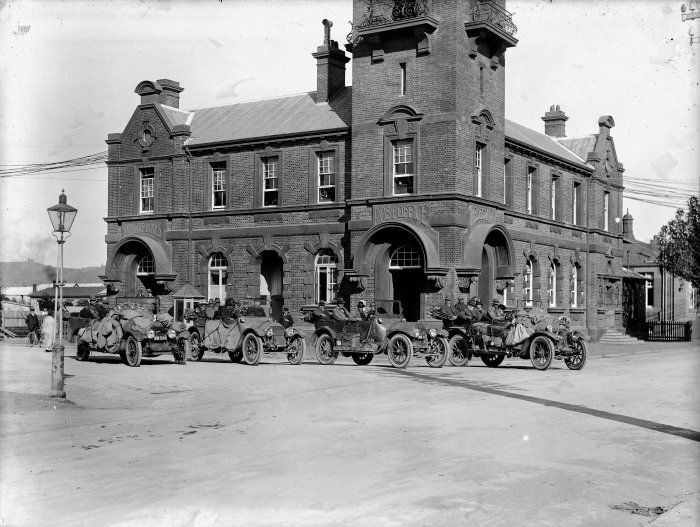 Photo of the Nelson Post 