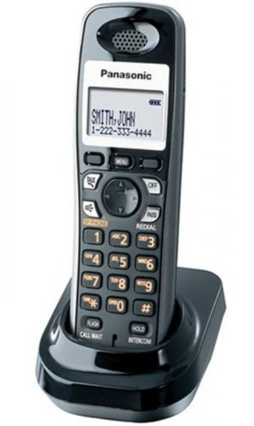 Image of direct dial cordless phone at Amber House Bed and Breakfast accommodations in Nelson, New Zealand
